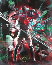 Finn Balor PPV Poster - Balor Club by Piotr-Designs