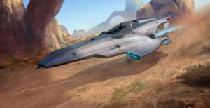 Desert Racer by Milkduster
