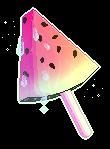 Watermelon Popsicle F2U by SugarDaddyy