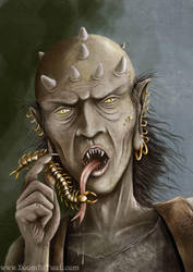 Bug Eater by doomritual