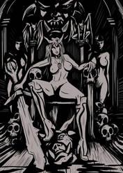 Demon Queen by doomritual
