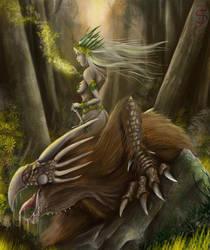 The Beast by doomritual