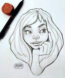 Doodle by Jessandeviant