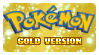 Stamp - PKMN Gold Version by kaitoupirate