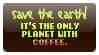 Stamp - Save the Earth....2 by kaitoupirate