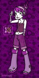 -Beautyberry Purple- by kaitoupirate