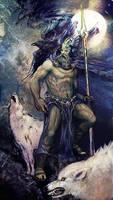 Odin by s-mcmurchy