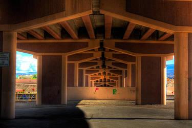 Under Bridge by Torqie