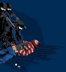 We found Waldo by sfumato21
