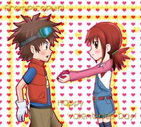 St. Valentine's Day by picopuri