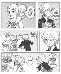 A New Co-Worker p5 by picopuri