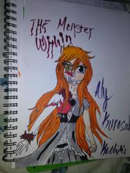The Monster Within by AlyHisanaKurosaki16