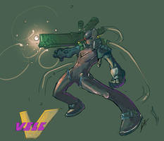 vile -colored version by qione