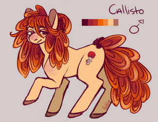 MLP Adopt Auction: Callisto (Closed) by StarCrosse