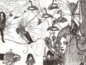 The war of the worlds by JeremiahFrost