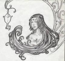 Esmiel Art Nouveau by TerraForever