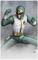 Lion Ranger of Dairanger by 2d-artist