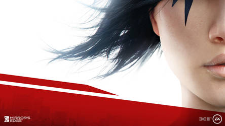 Mirror's Edge 2 Second Official Wallpaper by l4dplayer