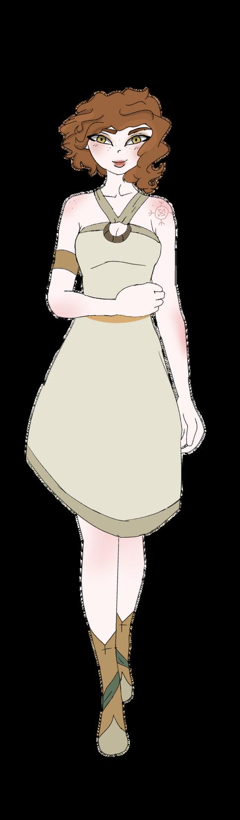 Freya by SaltyLittleMidget