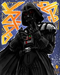Motherflippin' Dark Side by GardHelset