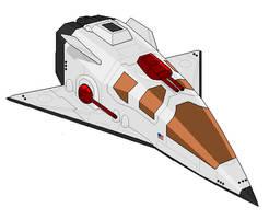 Starcom Bomber by darthpandanl