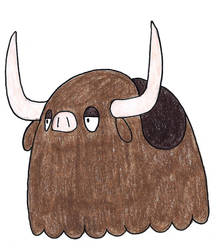 Yak ADOPTED by FrozenFeather