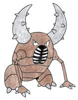 Day 8 - Bug type Pokemon by FrozenFeather