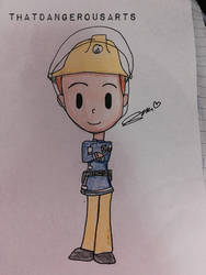 Its fireman Sam!!!!! by thatDangerousArts