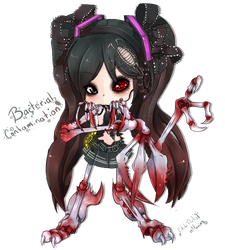 Chibi Bacterial Contamination by IvonneFish