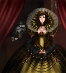 The Queen of Arzallum by Aaraujo
