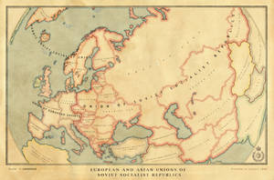 The USSR and Soviet-Dominated Europe 1958 by Kuusinen