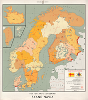 United Kingdom of Scandinavia [Nordic language] by Kuusinen