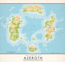 The World of Azeroth (2) by Kuusinen