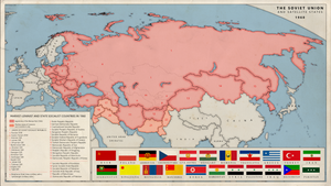 Alternative Cold War: Soviet Empire 1960 by Kuusinen
