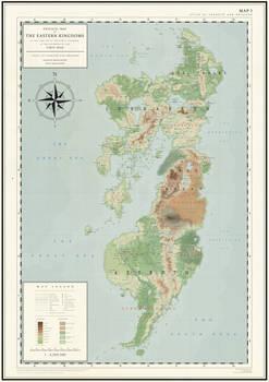 Eastern Kingdoms Before the First War (Map I) by Kuusinen on DeviantArt