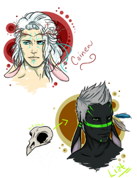 Ru Boys: Liat and Cainen by Cayran