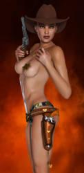 Fire in Brimstone by RGUS