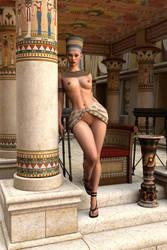 The Egyptian Affair by RGUS