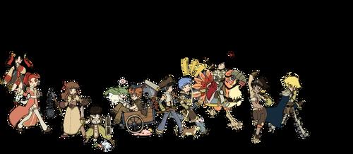Ragnarok Troopers LOLWUT by JabberwockyAi