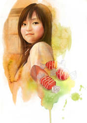 14 years old by FeiGiap
