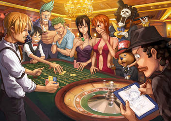 One Piece de Casino by FeiGiap