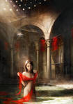 Hammams Girl by FeiGiap