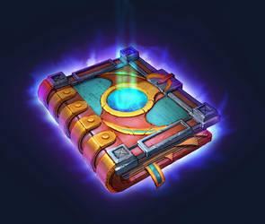 Magic Book by Gydw1n