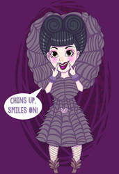 Chins up, Smiles On by Wicked-MSTH
