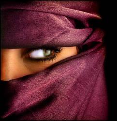 Arabian Princess by vizualeyez