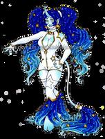 Stellar Unicorn 1 Adopt CLOSED aka Weilani by nickyflamingo