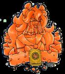 Crystal Portrait Electrum by nickyflamingo