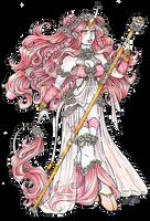 Unicorn Custom Flower Queen by nickyflamingo