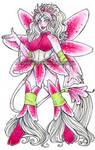 Stargazer Lily Unicorn by nickyflamingo