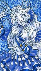 Crystal Freya by nickyflamingo